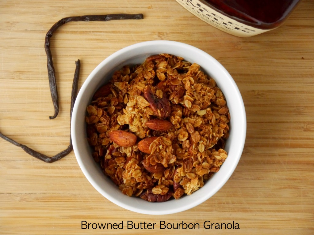 Browned Butter Bourbon Granola 9   My Bacon-Wrapped Life