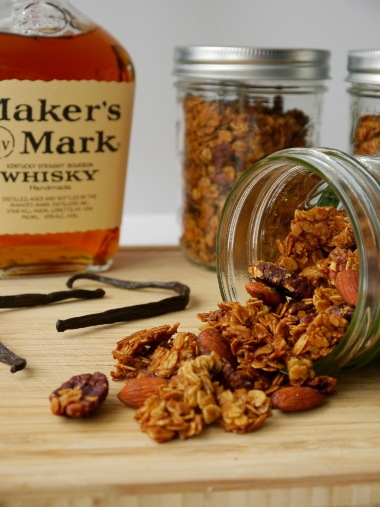 Browned Butter Bourbon Granola   My Bacon-Wrapped Life