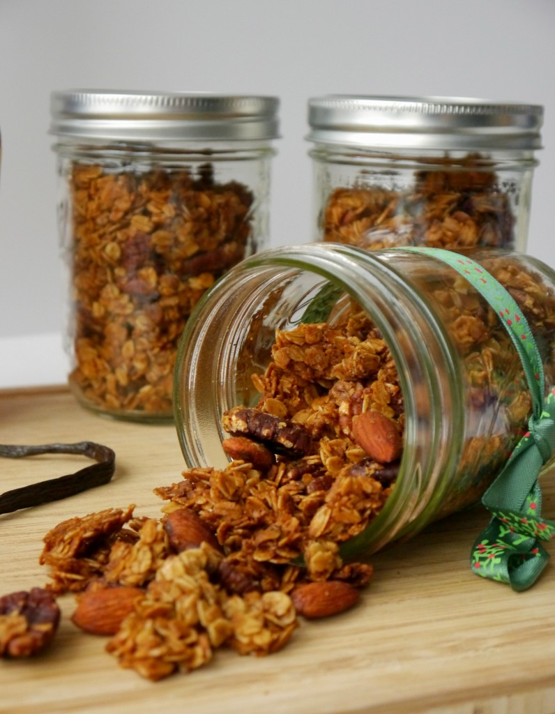 Browned Butter Bourbon Granola 8 | My Bacon-Wrapped Life