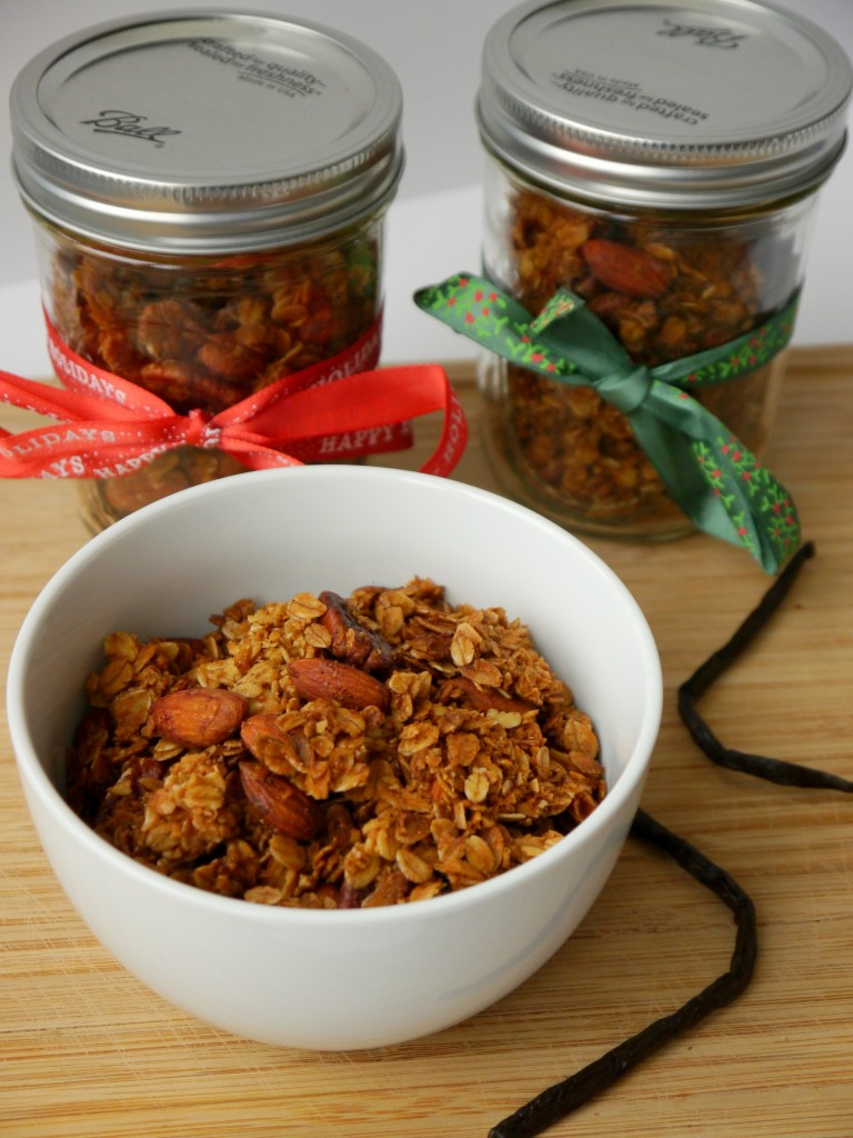 Browned Butter Granola 5   My Bacon-Wrapped Life