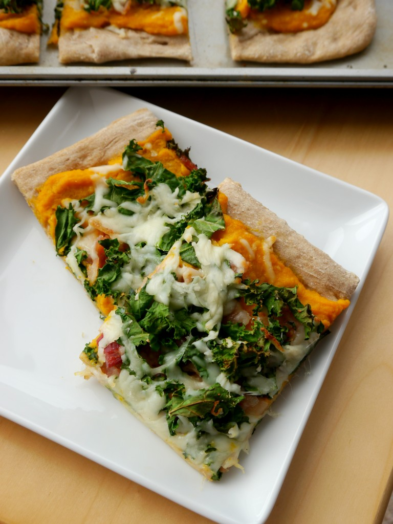 Butternut Squash and Bacon Pizza 6 | My Bacon-Wrapped Life
