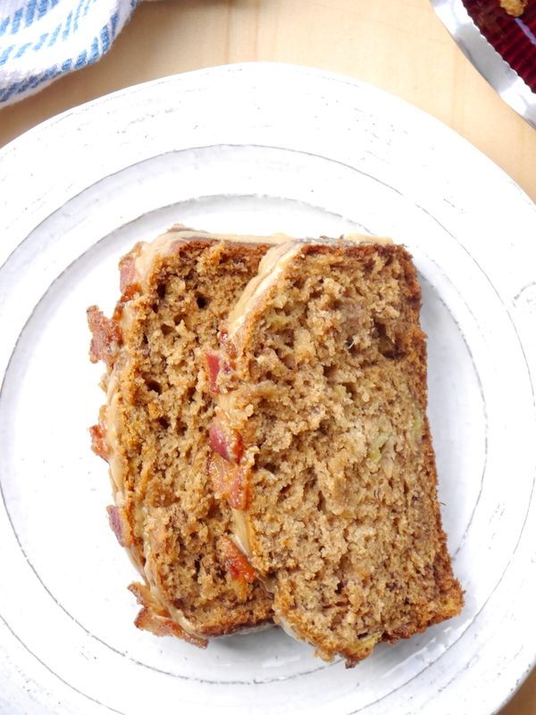 elvis banana bread // my bacon-wrapped life